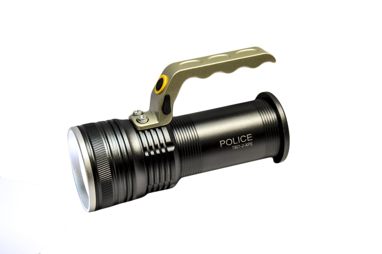Фонарь-прожектор Police Т801-2-ХРЕ
