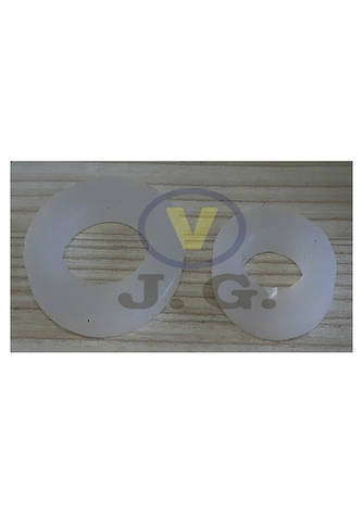 Прокладка силикон термостойкий 1/2 (18.7*9.6*3.4) (100шт), фото 2