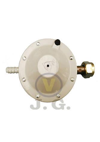 Редуктор давления  газовый мет.гайка, фото 2
