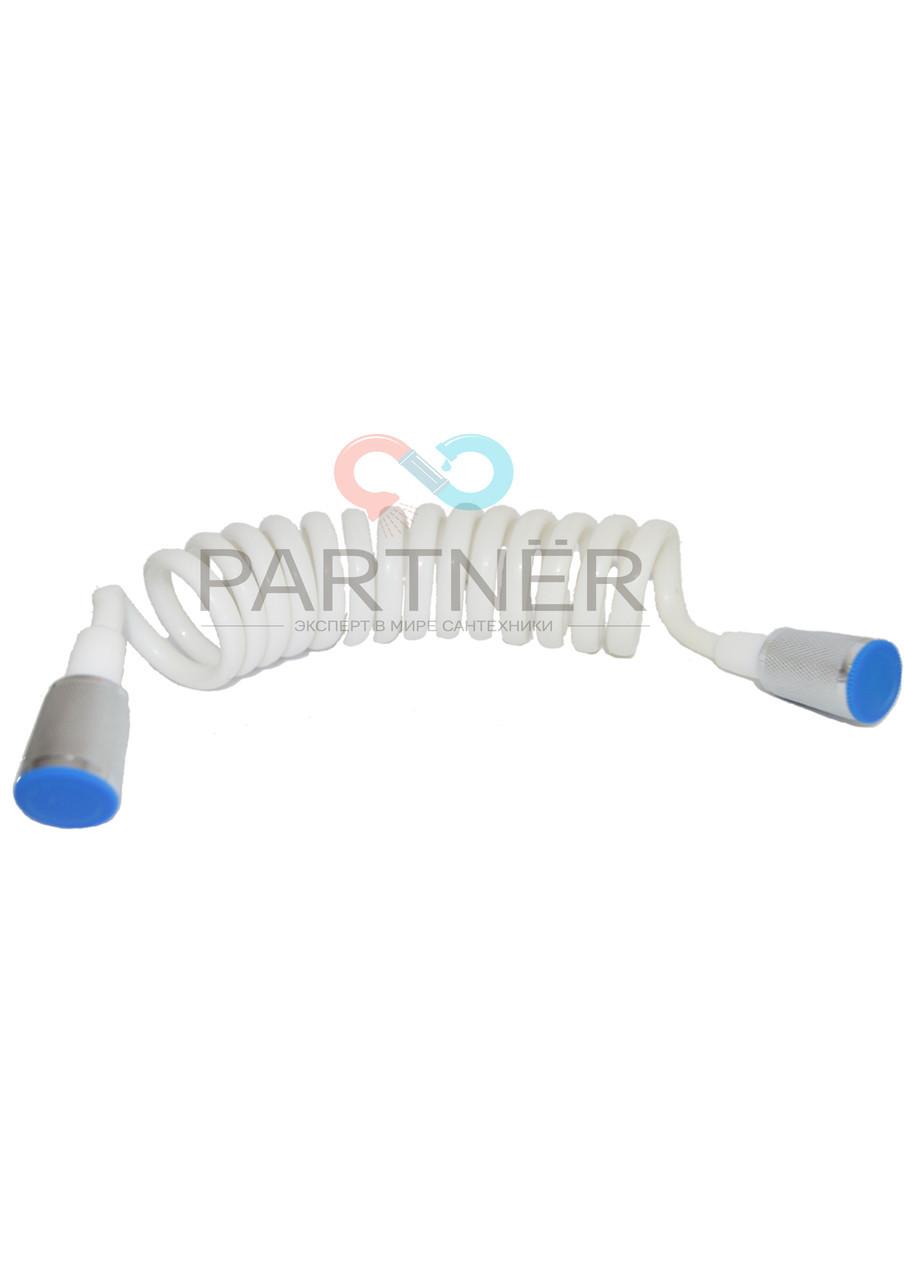 """Шланг высокого давления растяжной """"спираль"""" PVC(30-200см)"""