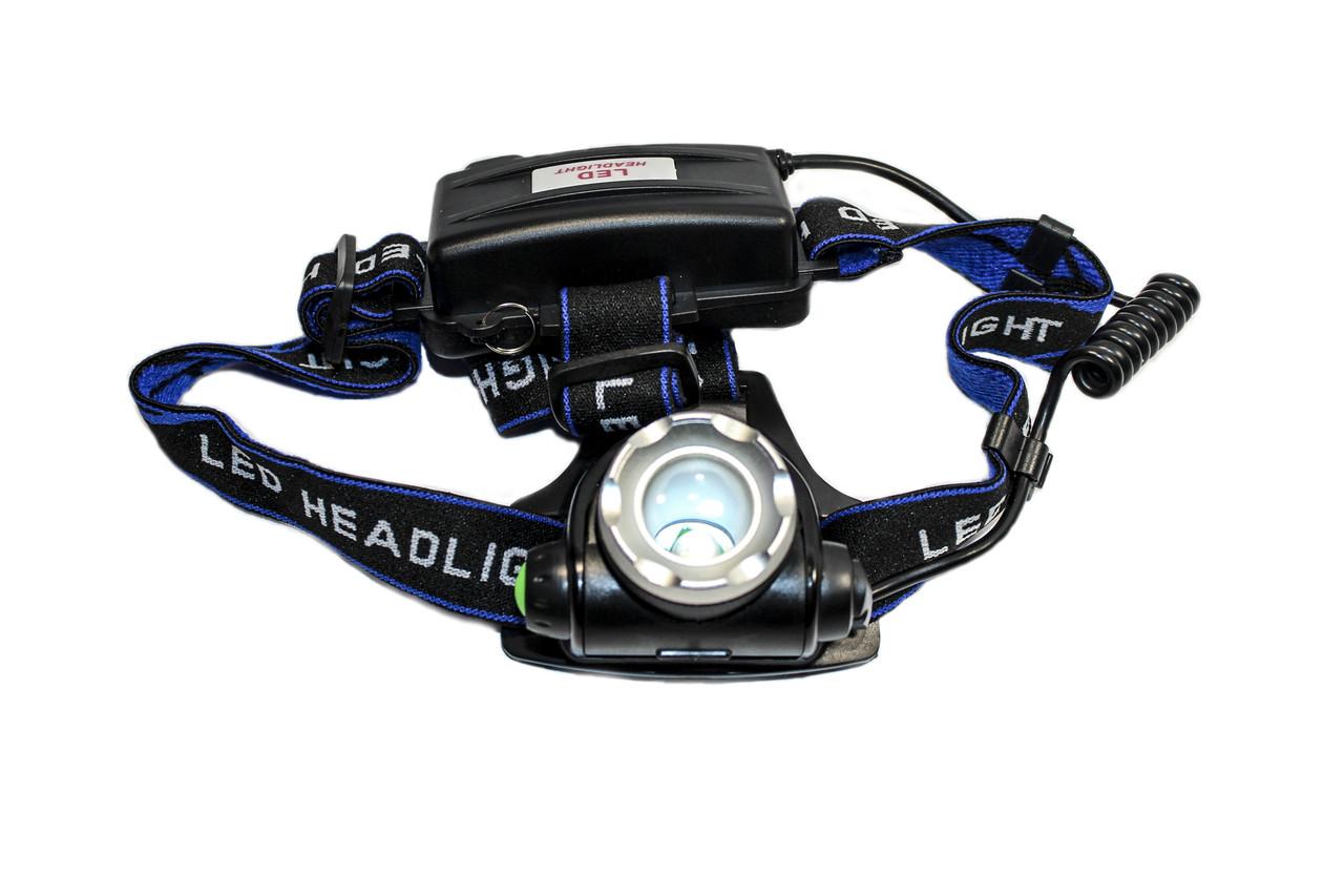 Налобный фонарик BL-204-Т6