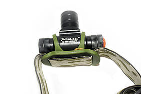 Налобный фонарик BL-6660-ХРЕ 99000W