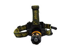 Налобный фонарик BL-6813-Т6