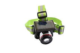 Налобный фонарик BL-T855-XPE 80000W