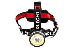 Налобный фонарик BL-Т931-Т6+СОВ 320000W