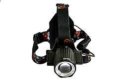 Налобный фонарик JR-6000-Т6+2СОВ