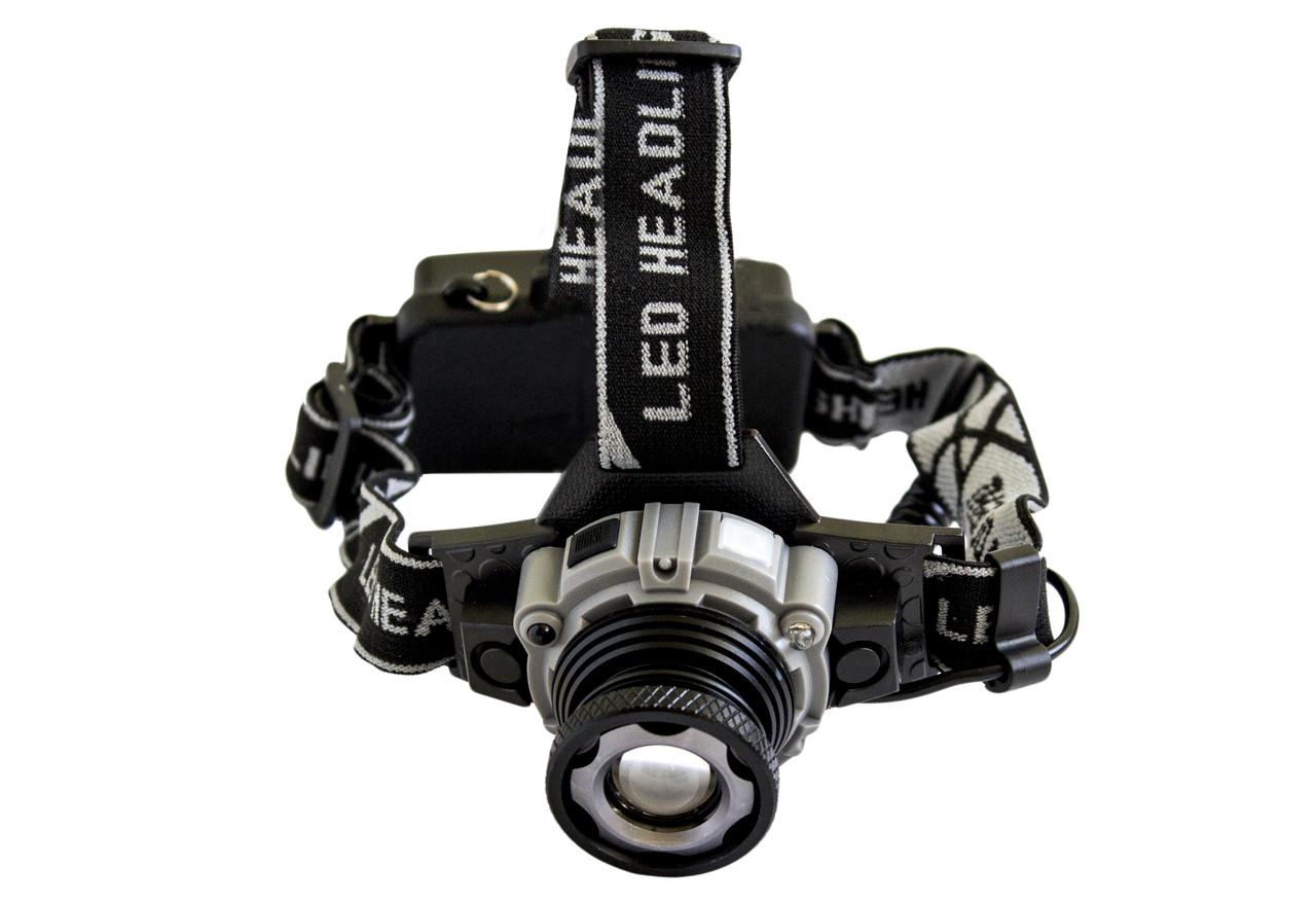 Налобний ліхтарик W002-XPE