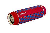 Оригинальная портативная велосипедная Bluetooth колонка Hopestar P11 Wireless Speaker+фонарик+велосипедное крепление