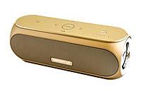 Оригинальная мощная портативная Bluetooth колонка Hopestar H19 Wireless Speaker+NFC+сенсорное управление
