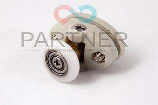 Ролик для душової кабіни одинарний 10011(23 мм) ANGO