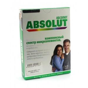 Абсолют капсулы улучшает работу желудочно-кишечного тракта № 30