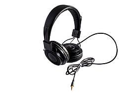 Проводные накладные наушники Sonic Sound E220/MР3 Stereo Headphone