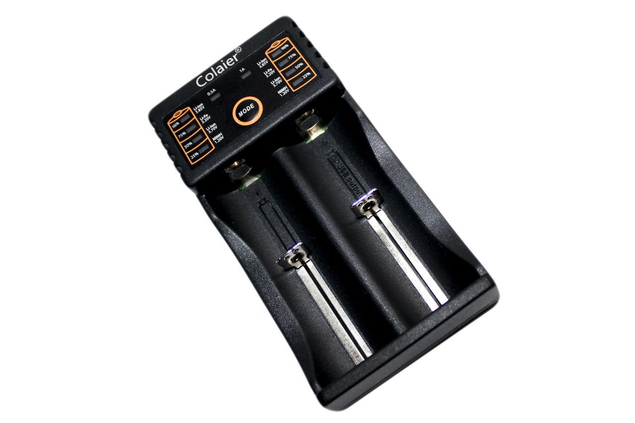 Универсальное зарядное устройство Colaier C20 с функцией Power Bank