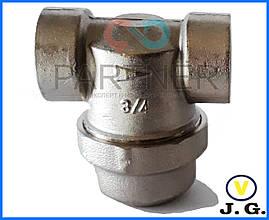 Фільтр з відстійником 3/4вв CV4007