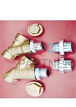 Перехід з кришки фільтра грубої очистки М22н*1/2н