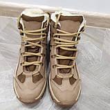 """Ботинки  """"УКР-ТЕК"""" БЕЖ зимние, 36-46 размеры, фото 3"""