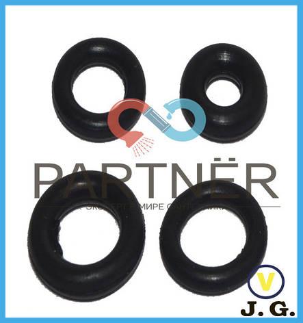Прокладка резиновая (кольцо) 14х10х2 (100шт), фото 2