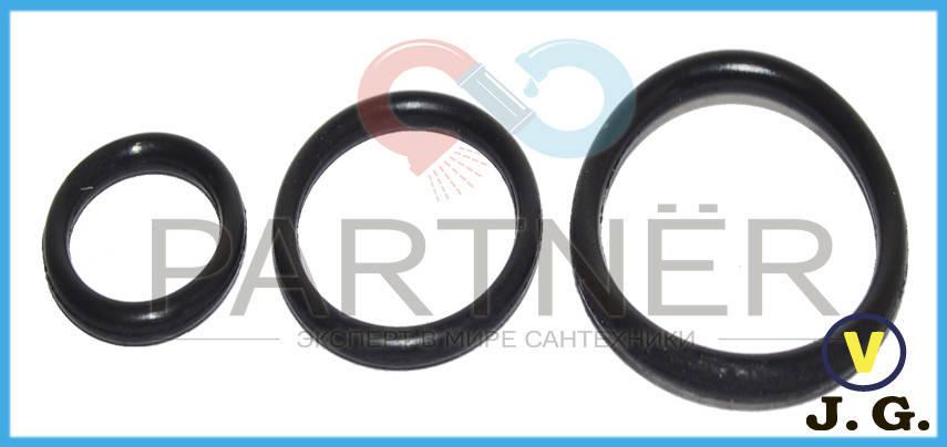 Прокладка на фитинг 26 (20х1.8) (кольцо) (100шт), фото 2