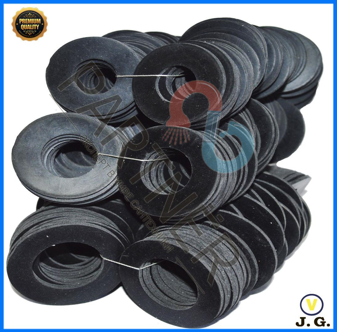 Прокладка резиновая 1/2(листовая) внутренний диаметр 42*19*2(100шт)
