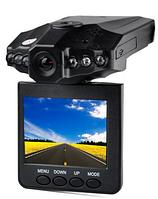 Автомобильный Видеорегистратор аккумулятор HD Portable DVR with 2.5 TFT LCD Screen черный популярный