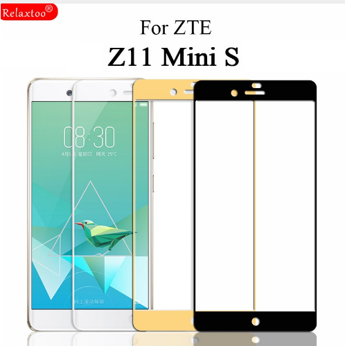 """Премиум закаленное защитное стекло GerTong на весь экран для ZTE Nubia Z11 mini S на диагональ 5.2"""" дюйма"""