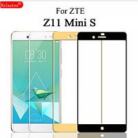 """Премиум закаленное защитное стекло GerTong на весь экран для ZTE Nubia Z11 mini S на диагональ 5.2"""" дюйма, фото 1"""
