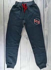 Штани спортивні для хлопчиків Сірий Breeze Туреччина 13 років, 158 см