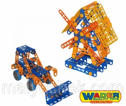 Конструктор Wader QT  Млин 330 el 55132