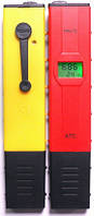 PH метр PH-2012 ( 6012 ) - бюджетний прилад для вимірювання pH ( рн-метр ). АТС, вимірювання температури, фото 1