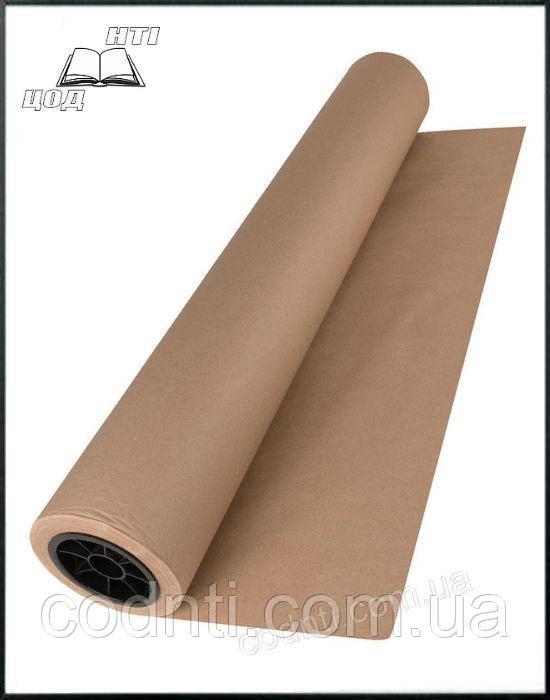 Упаковочная крафт бумага в рулоне 3 кг