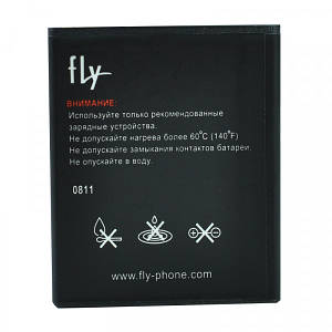 АКБ Fly BL8005(IQ4512) Highpower (90-100%) orig