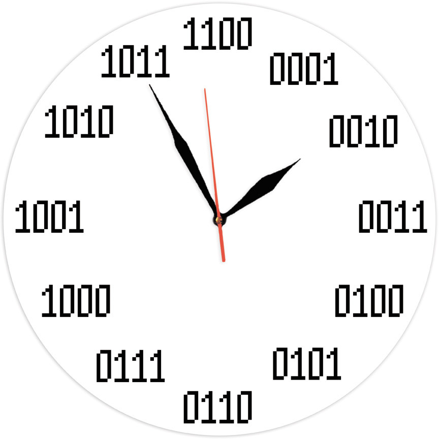 Годинники настінні скляні Т-Ок 005 SD-3017