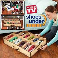 Органайзер для обуви Shoes under (шуз андер), фото 1