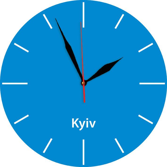 Часы настенные стеклянные Т-Ок 005 SD-3018