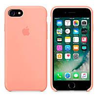 Цвет: FLAMINGO!!! Силиконовый чехол для iPhone 6/7/Plus/8/X/XS айфон БЕЗ ШВА оригинальное качество!!