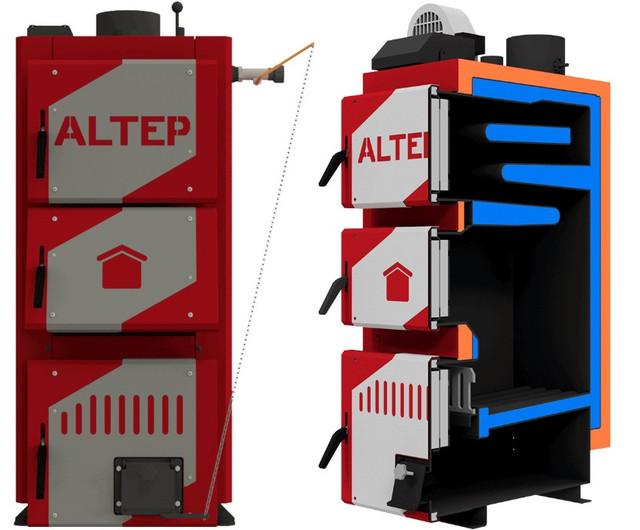 Твердопаливний котел Altep Classic