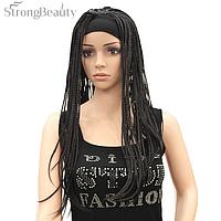 Парик длинные волосы - косички