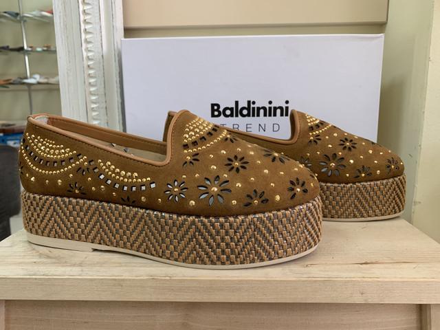 0a10679a5 Слипоны итальянского бренда Baldinini , оригинал производство Италия