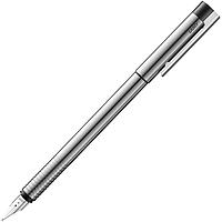 Ручка Чернильная Lamy Logo Хром F / Чернила T10 Синие (4014519271987), фото 1