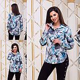Блузка / супер софт / Украина 15-655, фото 4