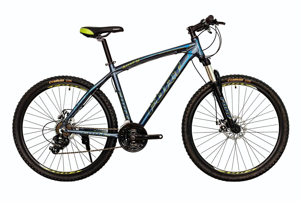 """Велосипед гірський Fort Luxury 27.5 MD -19"""""""