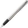 Ручка Чернильная Lamy Studio Матовый Хром F / Чернила T10 Синие (4014519277033)