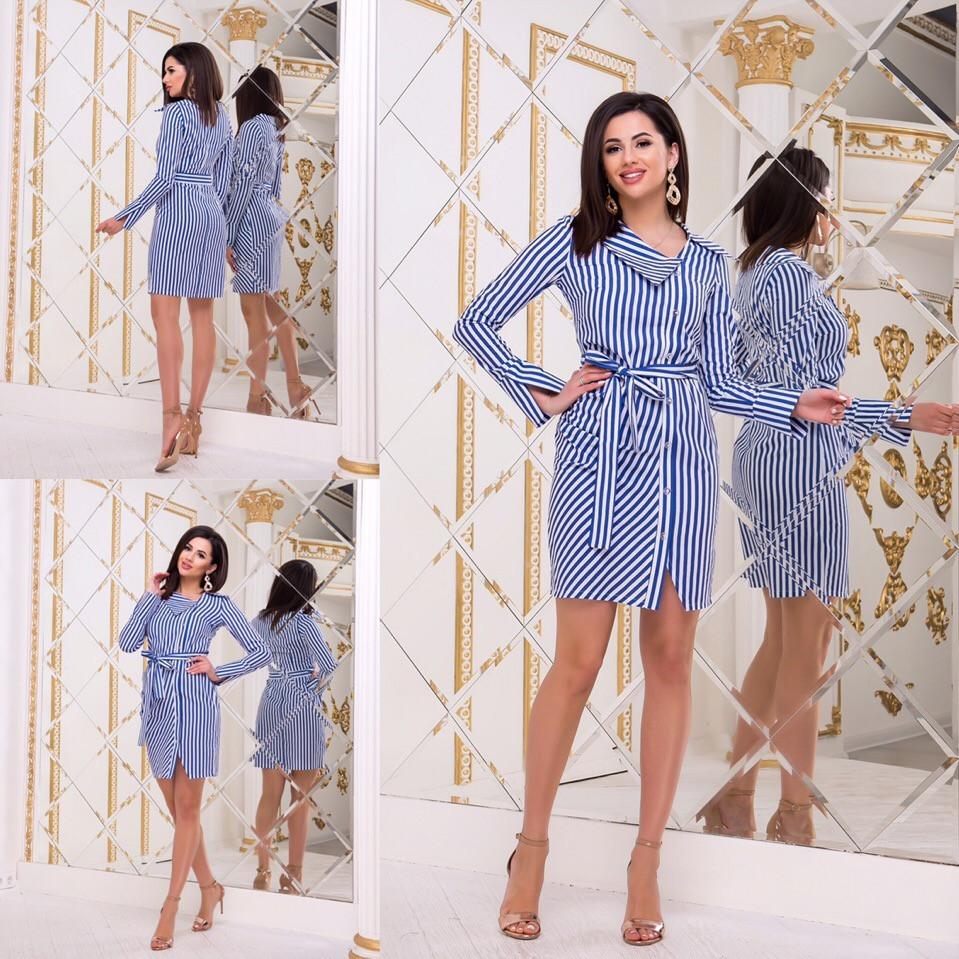Платье / хлопок / Украина 15-659