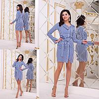 Платье / хлопок / Украина 15-659, фото 1