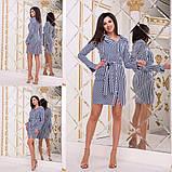 Платье / хлопок / Украина 15-659, фото 3