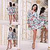 Платье / супер софт / Украина 15-661