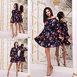 Платье / супер софт / Украина 15-661, фото 4