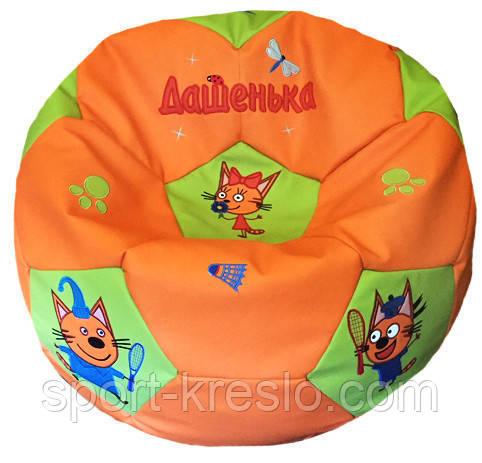 Кресло мяч бескаркасное мешок пуфик для ребенка, цены в описании