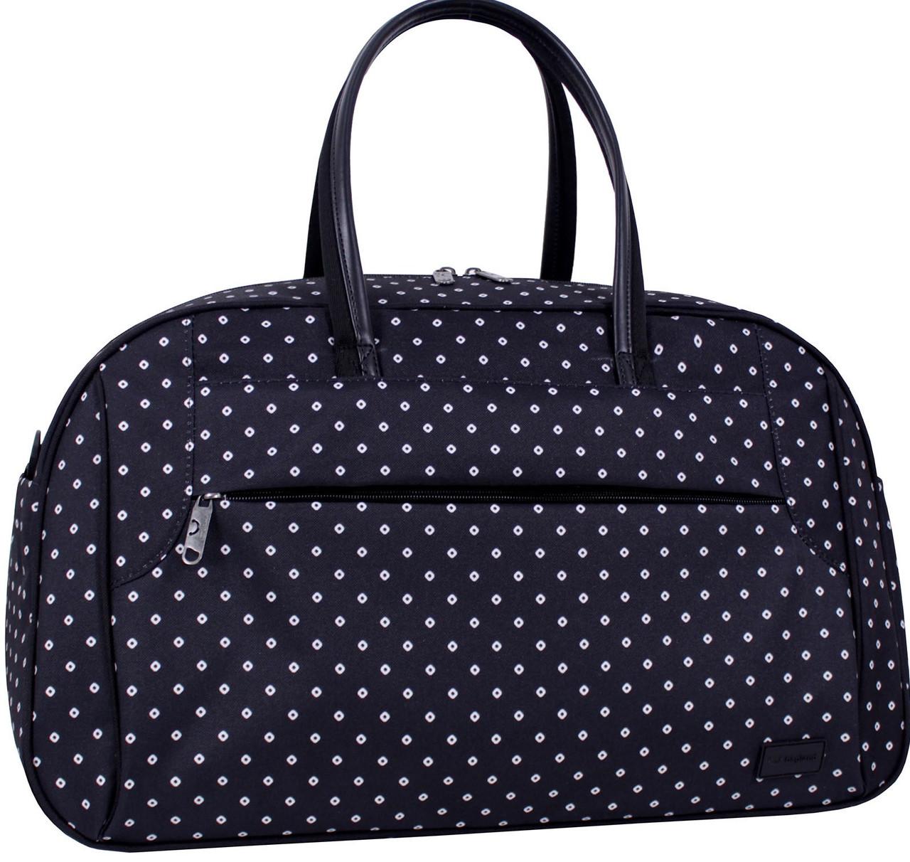 6a672a2c208f Дорожная сумка Bagland Тунис 00390664 (462) черная 34 л — только ...