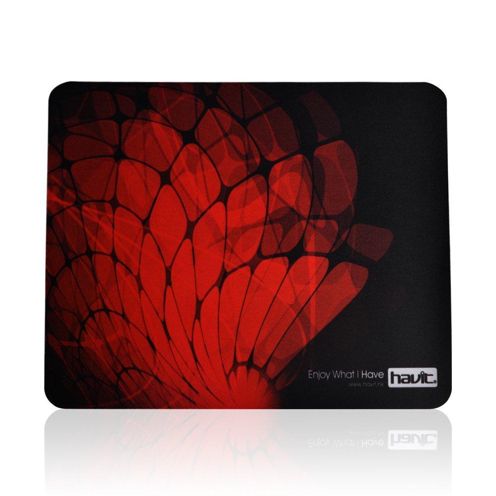 Коврик для мыши HAVIT HV-MP808 black/red